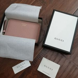 Authentic Gucci small wallet/card holder